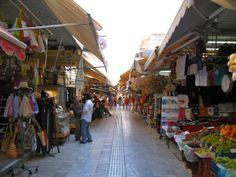 Heraklion Market, Creta Aquarium »