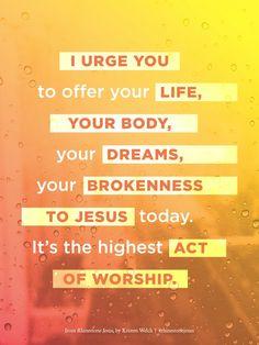 Rhinestone Jesus — We are THAT Family