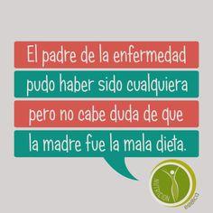 Frases #3 .  #NutricionistaLima