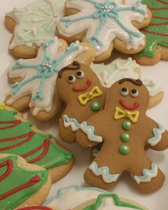 The Most Adorable Gingerbread Men in town!