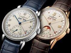 The new Vacheron Constantin Historiques Triple Calendrier 1942 & 1948 watches with images, price, background, specs, & our expert analysis.