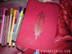 #ProductReview: MatrikaS The Creative Woman's Journal (Feather- To Write)  http://www.njkinnysblog.com/2017/06/review-matrikas-creative-womans-journal.html  #MatrikasPaperProducts #OfficeStationary #Gifts #CreativeWomansJournal #ThemedJournals #Recommended #SchoolStationary #2017Release #InnovativeAndChic