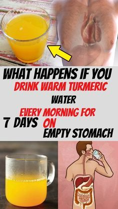 What Happens If You Drink Warm Turmeric Water Every Morning For 7 Days On Empty Stomach – Vegetarians Life Natural Health Remedies, Herbal Remedies, Foot Remedies, Holistic Remedies, Natural Cures, Natural Healing, Health Diet, Health And Wellness, Holistic Nutrition