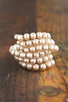 Pearly bangle