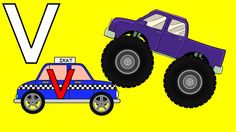 Monster Trucks Crush Cars and Teach Kids The Alphabet Watch our monster trucks for children videos and learn! Our kids cartoons of monster trucks teach child. Monster Truck Videos, Monster Trucks, Kids Fun, Our Kids, Truck Videos For Kids, Teaching Kids, Kids Learning, Color Shapes, Educational Videos
