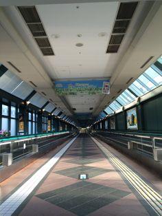 恵比寿駅の通路