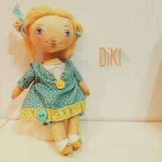 Милая Мила - кукла коллекционная,ароматизированная кукла,куколка,кукла ручной работы