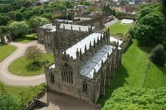 Bishop Auckland is the home of the Bishop of Durham. When we visited Bishop Auckland, there were bats flying inside the hall. Durham England, North East England, Auckland Castle, Places To Travel, Places To See, Durham Castle, Durham County, Bishop Auckland, Northern England