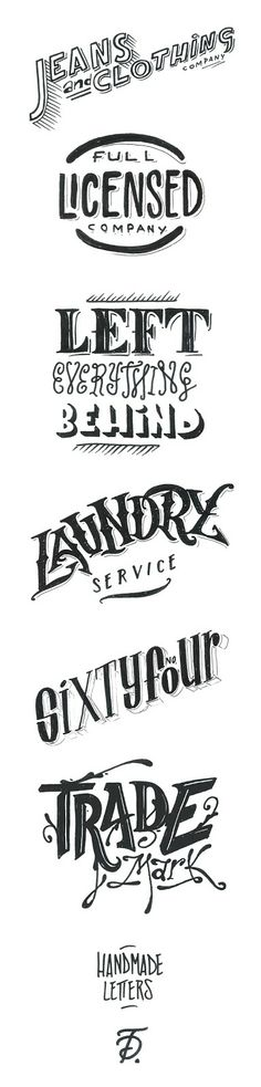 HandMade Lettering for Catalogue by Daniele Tozzi, via Behance Logo Branding, Hand Lettering, Typography, Calligraphy, Words, Sketch, Behance, Inspiration, Type
