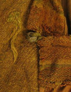 Skjoldehamn shirt details - (970-1050) Norway