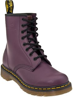 I love my Purple Doc Martens