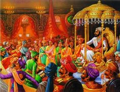 Shivaji Maharaj a Great Business Idol of Indian Youth