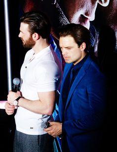 Chris & Sebastian