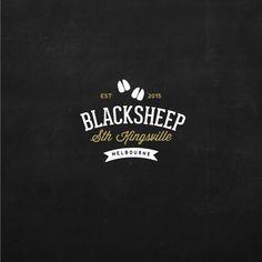 Create a Striking logo for the black sheep by Amine Belaiba