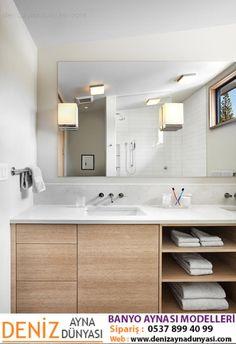 Great Mountain Retreat Blends Rustic Modern Styling In Martis Camp ⊚ Pinned Byu2026  Maidu0027s Bathroom Light Wood Vanity ...