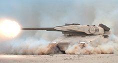 The Tumbril Nova Tank