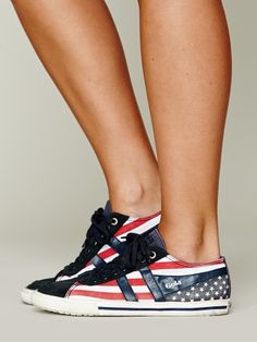 Free People Nation Retro Classic Sneaker
