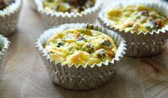 Paleo Bison & Egg Muffins
