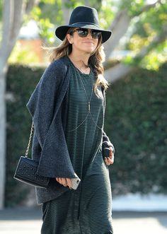 Nikki Reed was fresh faced for her Saturday in LA.