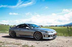 Nissan Silvia S15. Secret garage has a special spot for you