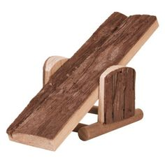 Natural Living Seesaw natural wood