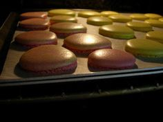 Macaroons - this recipe works really well