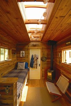 A Room of One's Own Custom Built Micro Wood Cabins by Finn