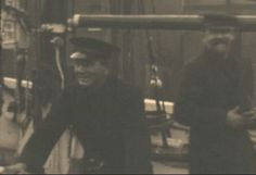 Captain Lawrence returns to the UK as skipper of the Girl Pat May Portsmouth) Wessex Film & Sound Archive Portsmouth, Archive, Adventure, Film, Movie, Film Stock, Cinema, Adventure Movies, Adventure Books