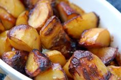 Marmite Roast Potatoes | Vegetarian Recipe Club | The biggest collection of tried and tested Vegan and Vegetarian recipes on the internet