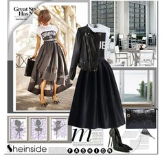 A fashion look from January 2015 featuring La Diva skirts. Browse and shop related looks.