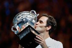 Roger Federer Wins the Australian Open for His 20th Grand Slam Title