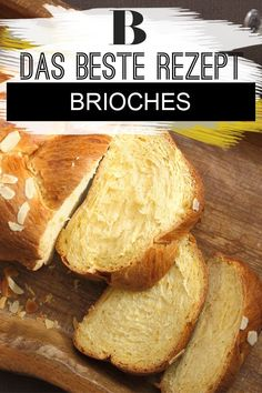 Brioches – the best recipe. No french breakfast without brioches! With our recipe you can bake brioches like from France: airy, buttery and irresistible. Desserts Français, French Desserts, Dessert Sauces, Croissants, Greek Recipes, Italian Recipes, French Recipes, Pastry Recipes, Cooking Recipes