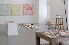 Meschac Gaba Draft Room From Museum of Contemporary African Art 1997 – 2002