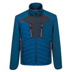 Chaqueta acolchada elástica Baffle DX4 Winter Jackets, Athletic, Zip, Sports, Outdoor, Fashion, Padded Jacket, Jacket Men, Hooded Sweatshirts