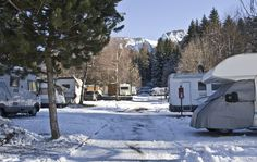 Winter RV living is not for everyone as many factors must be taken into consideration. For instance, you may have to winterize your RV.