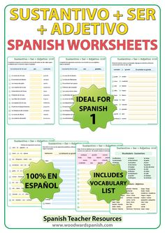 1000 images about spanish teacher resources on pinterest word search spanish and spanish words. Black Bedroom Furniture Sets. Home Design Ideas
