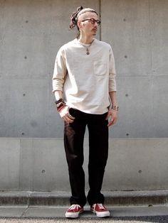 nesaiさんの「LEVIS VINTAGE CLOTHING-501XX 1947モデル-リンス(LEVI'S VINTAGE CLOTHING|リーバイス・ビンテージ・クロージング)」を使ったコーディネート