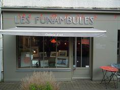 Les Funambules, galerie d'art