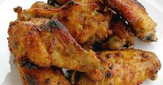 Dragon's Kitchen: Dragon's Chicken Wings (Portuguese Style)