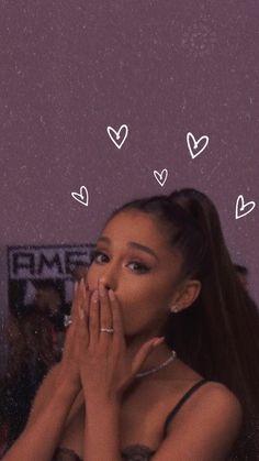 ariana grande is a fucking queen 💗 Ariana Grande Fotos, Ariana Grande Pictures, Ariana Grande Tumblr, Ariana Grande Drawings, Ariana Grande Background, Ariana Grande Wallpaper, Celebrity Wallpapers, Cute Wallpapers, Selena Gomez