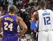 Kobe Bryant and Dwight Howard- its official!! Lakers baby!!