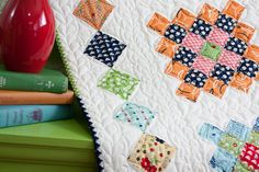 Great Granny Squared by Fat Quarter Shop, via Flickr