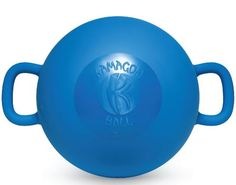 """Hydro-inertia"" creates instability throughout exercises with the water filled Kamagon Medicine Ball."