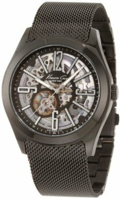 Kenneth Cole New York Men's KC9100 Automatic Triple Black Automatic Watch Kenneth Cole, http://www.amazon.com/dp/B006ID8IR0/ref=cm_sw_r_pi_dp_ibcerb0126SHY