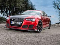 Essen: ABT-Sportsline laat Audi RS5-R zien