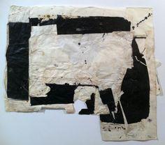 Sati ZechUntitled Black Paperwork 2012-002, 201278.7 x 94.0 cm