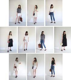 Summer Work Outfits, Summer Wardrobe, Capsule Wardrobe, Spring Outfits, Minimal Wardrobe, Ethical Fashion, Slow Fashion, Couture Week, Minimalist Fashion