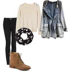 concert outfit for winter