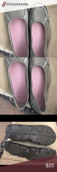 Crocs Crocs. Worn to try them. CROCS Shoes Flats & Loafers