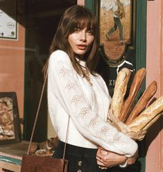 My outfit is from a french sustainable brand. All the pieces you see here are made in… Image Fashion, Fashion Photo, Fashion Fashion, Fashion Women, Fashion Ideas, Fashion Tips, Looks Pinterest, Style Parisienne, Foto Instagram